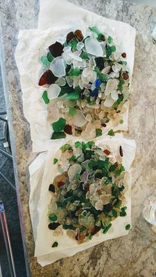 Canada Sea Glass Beach Reports - Eastern