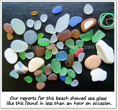 september sea glass newsletter