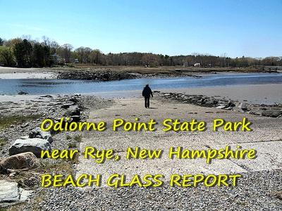 Odiorne Point State Park, New Hampshire