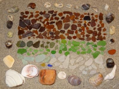 Sea Glass New Hampshire NH