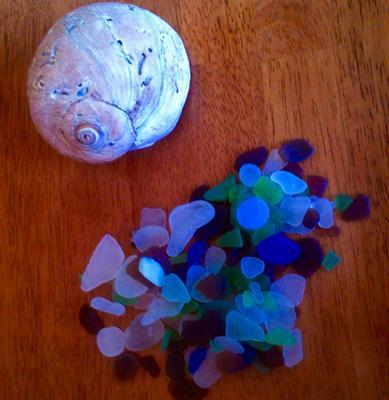 Ventura California USA Sea Glass Reports