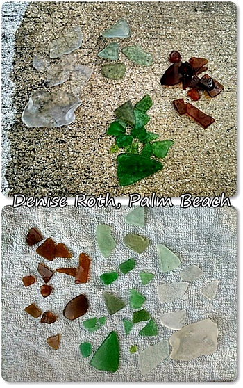 palm beach south florida sea glass