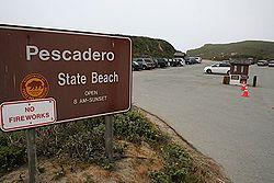 Pescadero State Beach, San Mateo, CA