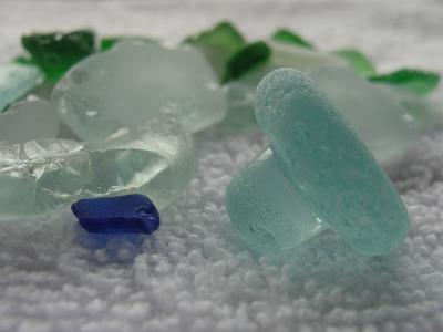 Canada Great Lakes Beach Glass Reports