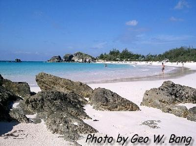 Horseshoe Beach, Bermuda
