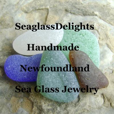 Port au Port Newfoundland Canada Seaglass Delights