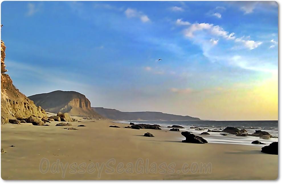 Isolated Beaches