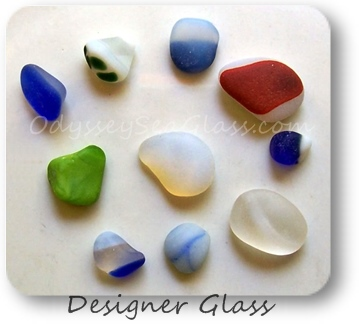 Rare Production Glass Colors