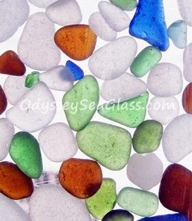 Easy DIY Beach Finds - Sea Glass, Driftwood, rocks, etc