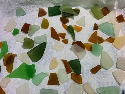 Redcliffe, Queensland Sea Glass
