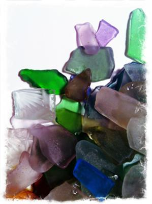 Italy Sea Glass Report
