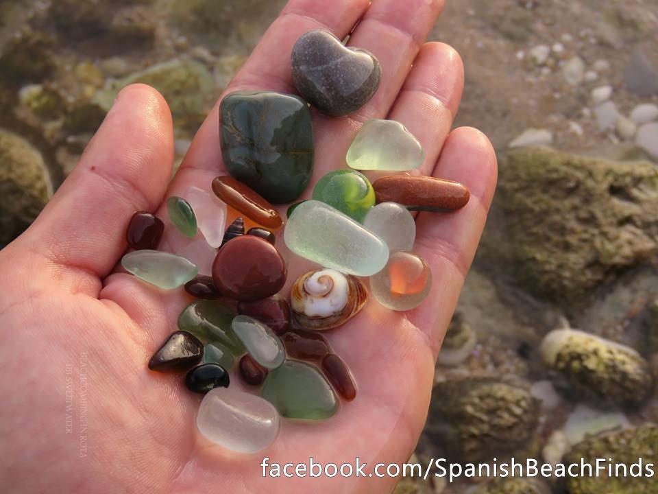 Rota Spain Sea Glass