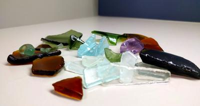 Rowes Bay Sea Glass