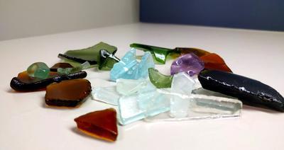 Rowes Bay Sea Glass