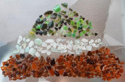 Mornington Peninsula Victoria Australia Sea Glass
