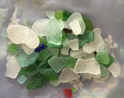 California Sea Glass Beach Reports