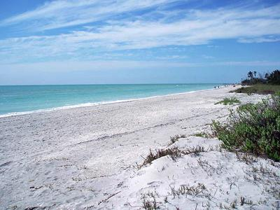 Sanibel Island for Sea Glass?