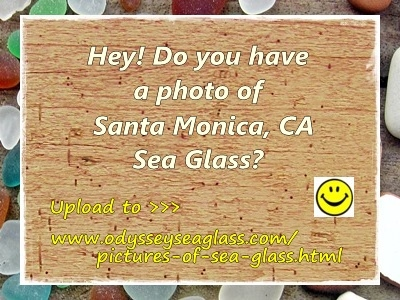Photo of Santa Monica Sea Glass?