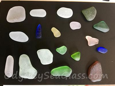 Sarah Gebhardt Ohio Beach Glass
