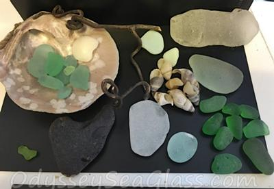 Sarah Gebhardt Ohio Beach Finds