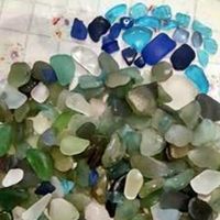 Mediterranean Greece Israel Sea Glass