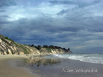Arroyo Burro Beach is called Hendry's by locals