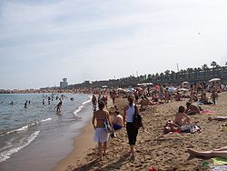 Barcelona Has 7 Beaches
