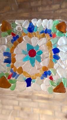 Sea Glass Montevideo, Uruguay