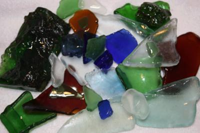 Sea Glass Rhode Island Beaches