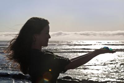 Sea Glass Goddess