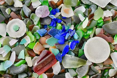 Caribbean Sea Glass