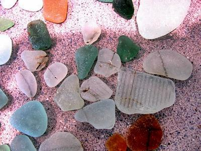 Miscellaneous Spain Sea Glass