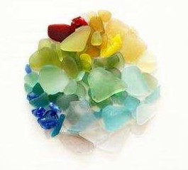 Sea Glass Spectrum