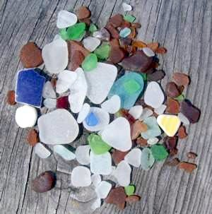 Sea Beach Glass