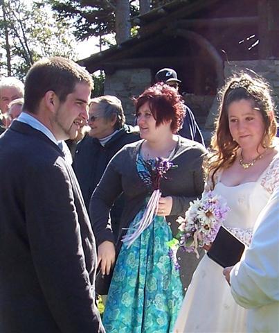 The Sea Glass Wedding Ceremony