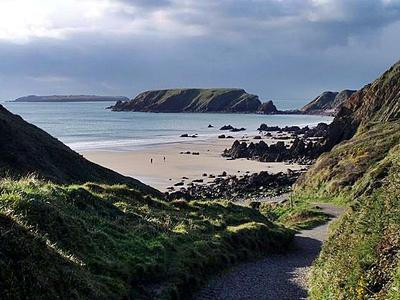 Marloes Sands, Wales, beach