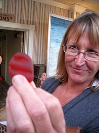 Santa Cruz Sea Glass Festival winner 2011