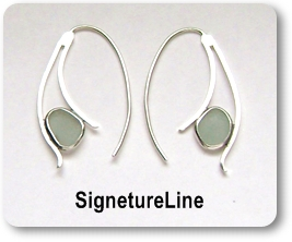 signe lawson sea glass jewelry signetureline