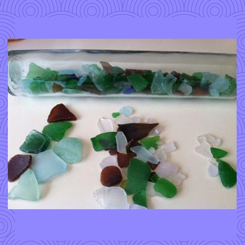 Small Beach, Massachusetts - Sea Glass Report