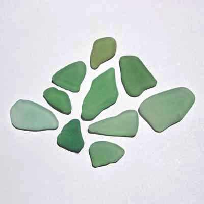 Carribean Sea Glass