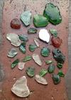 Lake Como Beach Glass