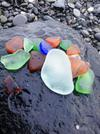 Homer Spit Beach - Sea Glass 2