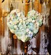 Nantasket Beach Sea Glass heart