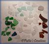 New Jersey Beach Sea Glass - October 27, 2015