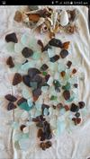 My haul of Aussie Sea Glass