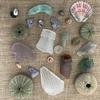 Sydney Australia beach glass and treasures