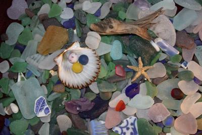 Treasures from Dominion Beach