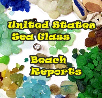 Sea Glass United States Beaches