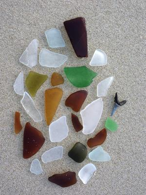 Sea Glass North Carolina