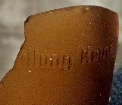 Part of a Bottle